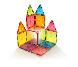 Magna-Tiles Stardust 15-Piece Set
