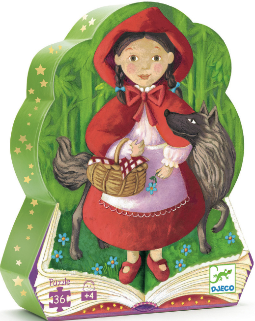 Little Red Riding Hood 36pc Puzzle