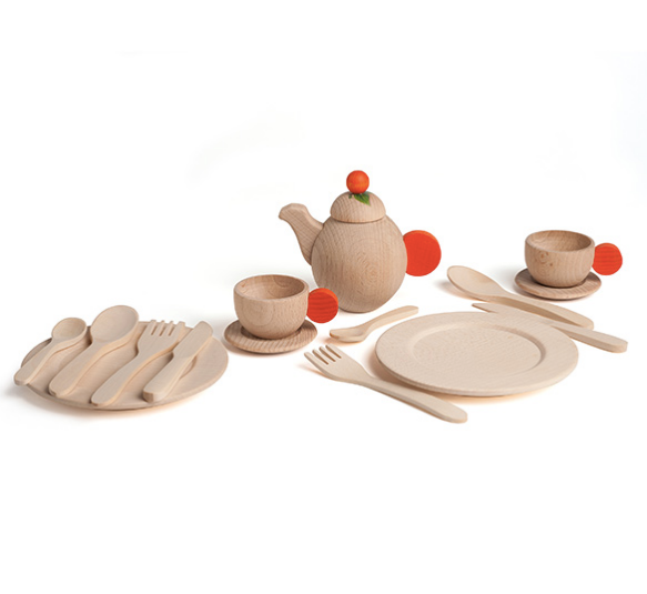 Natural Tableware Set