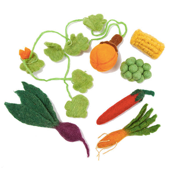 Mini Vegetable Set