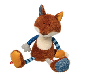 Patchwork Sweety Young Fox