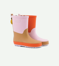 Three Tones Rainboots