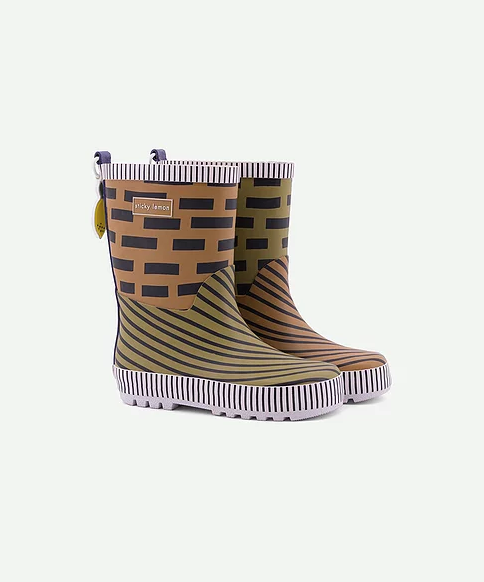 Sugar Brown Rainboots