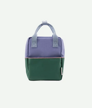 Small Colorblocking Backpack