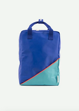 Diagonal Backpack