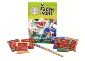 Petite Natural Earth Paint Kit