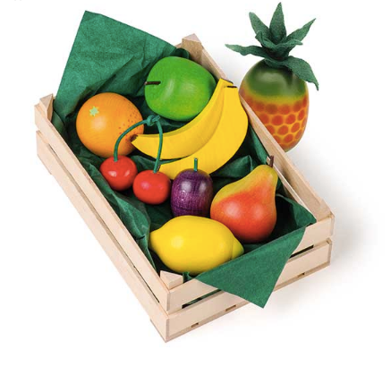 Assorted Fruit Crate