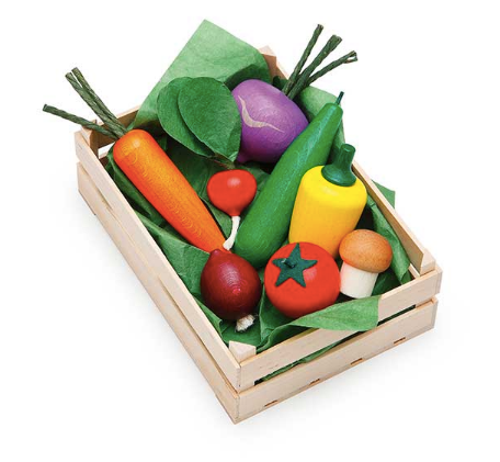 Assorted Vegetable Crate