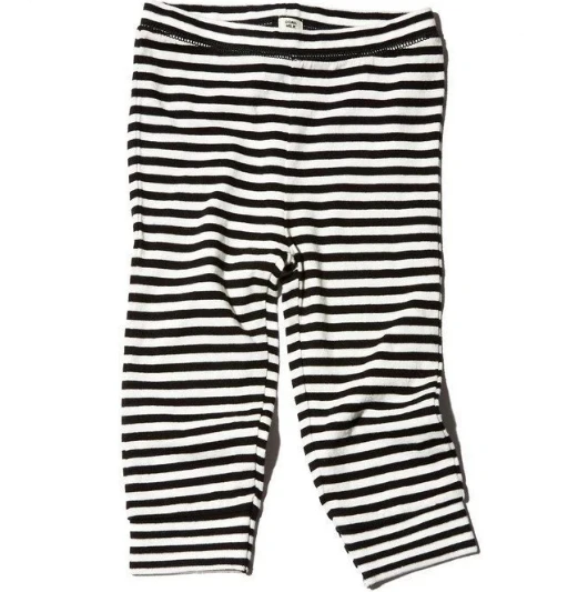Striped Thermal Pant