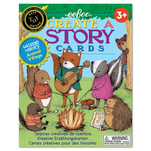 Animal Village: Create a Story (Tell Me A Story)