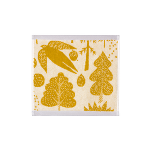 Bird & Tree Towels