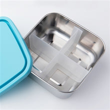Divided Stainless Steel Containers