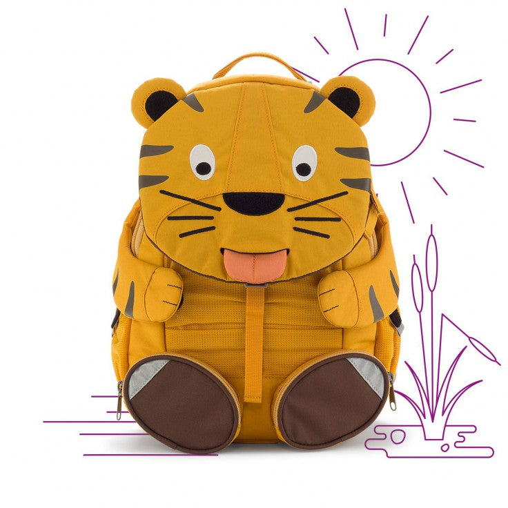Theo Tiger Backpack