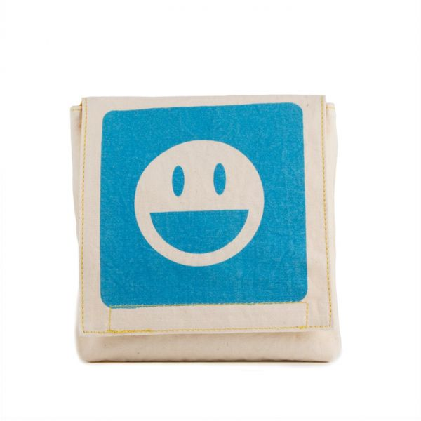 Blue Smile Single Snack Pack