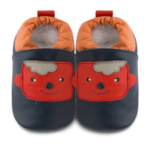Face Moccasins