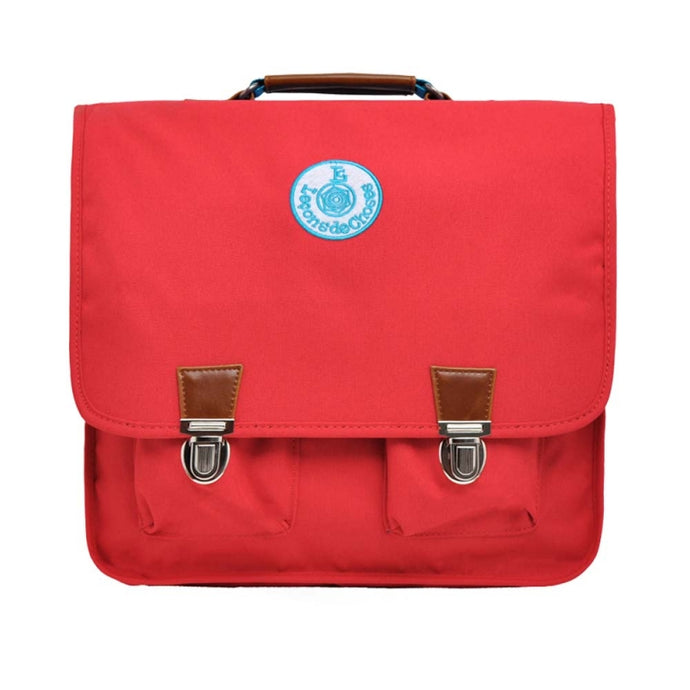 Vintage Cartable Backpack