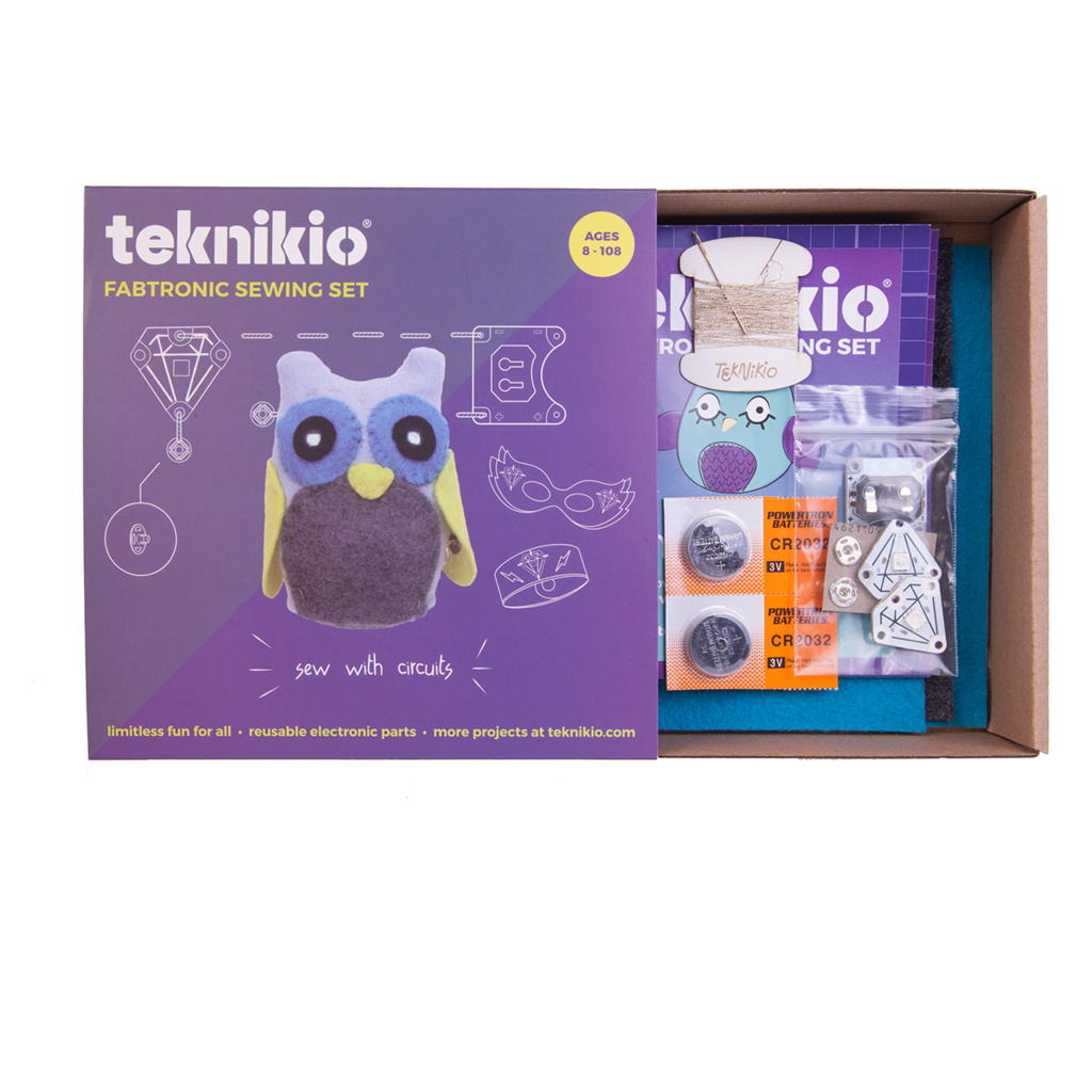 Fabtronic Sewing Kit