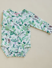 Fern Gully Long Sleeve Body Suit