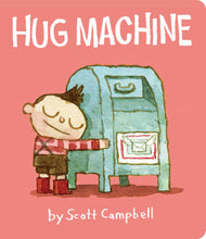 Hug Machine Board Book