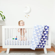 Organic Inkspot Crib/Toddler Sheet