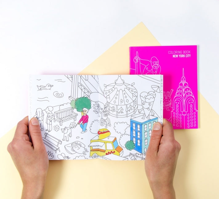 Coloring Notebooks