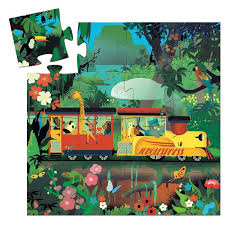 The Locomotive 16pc Puzzle