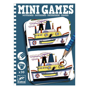 Mini Games - Differences by Remi