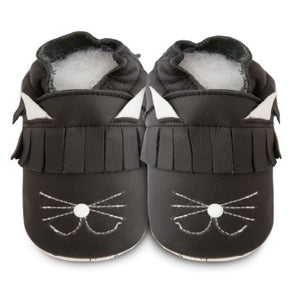Meow Moccasins