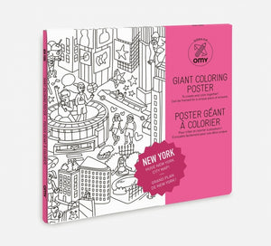 Giant Coloring Posters