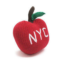 Organic Big Apple Rattle