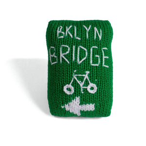 Organic Cycle Brooklyn Rattle Baby Toy