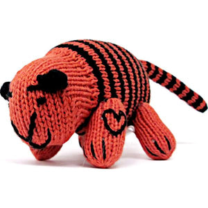 Tiger Rattle