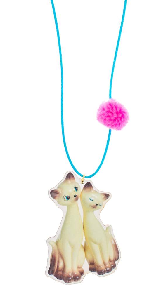 Siamese Necklace