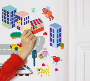 Removeable Wall Stickers