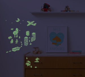 Glow in the Dark Stickers