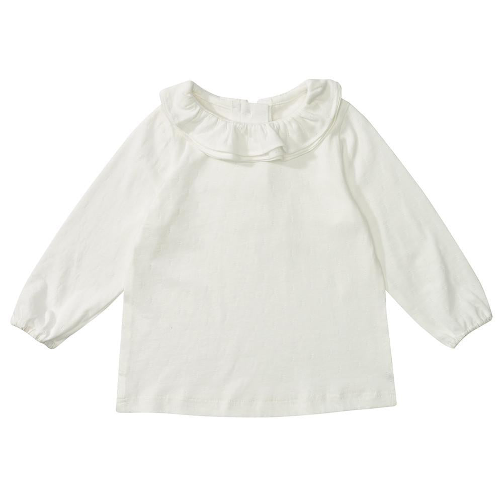 Margaux Ruffle Neck Shirt