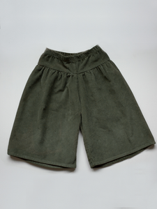 The Corduroy Culotte