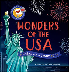 Wonders of the USA, Shine A Light Book