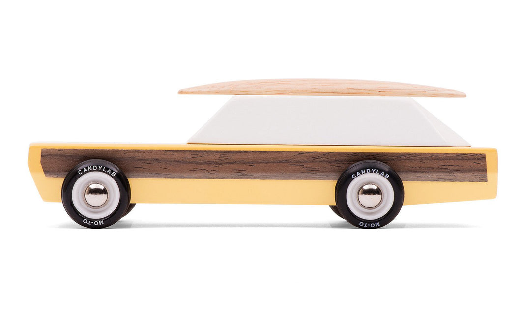 Woodie Car