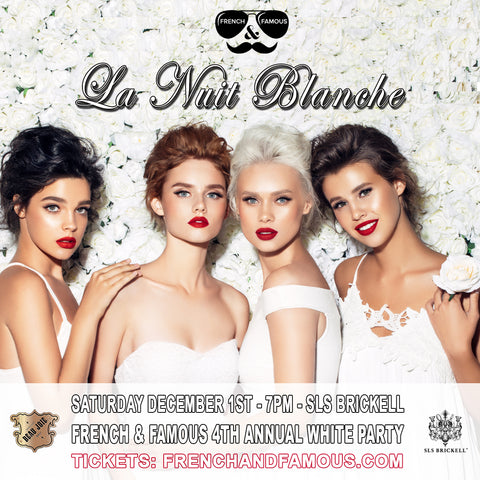La Nuit Blanche 2018 by French & Famous