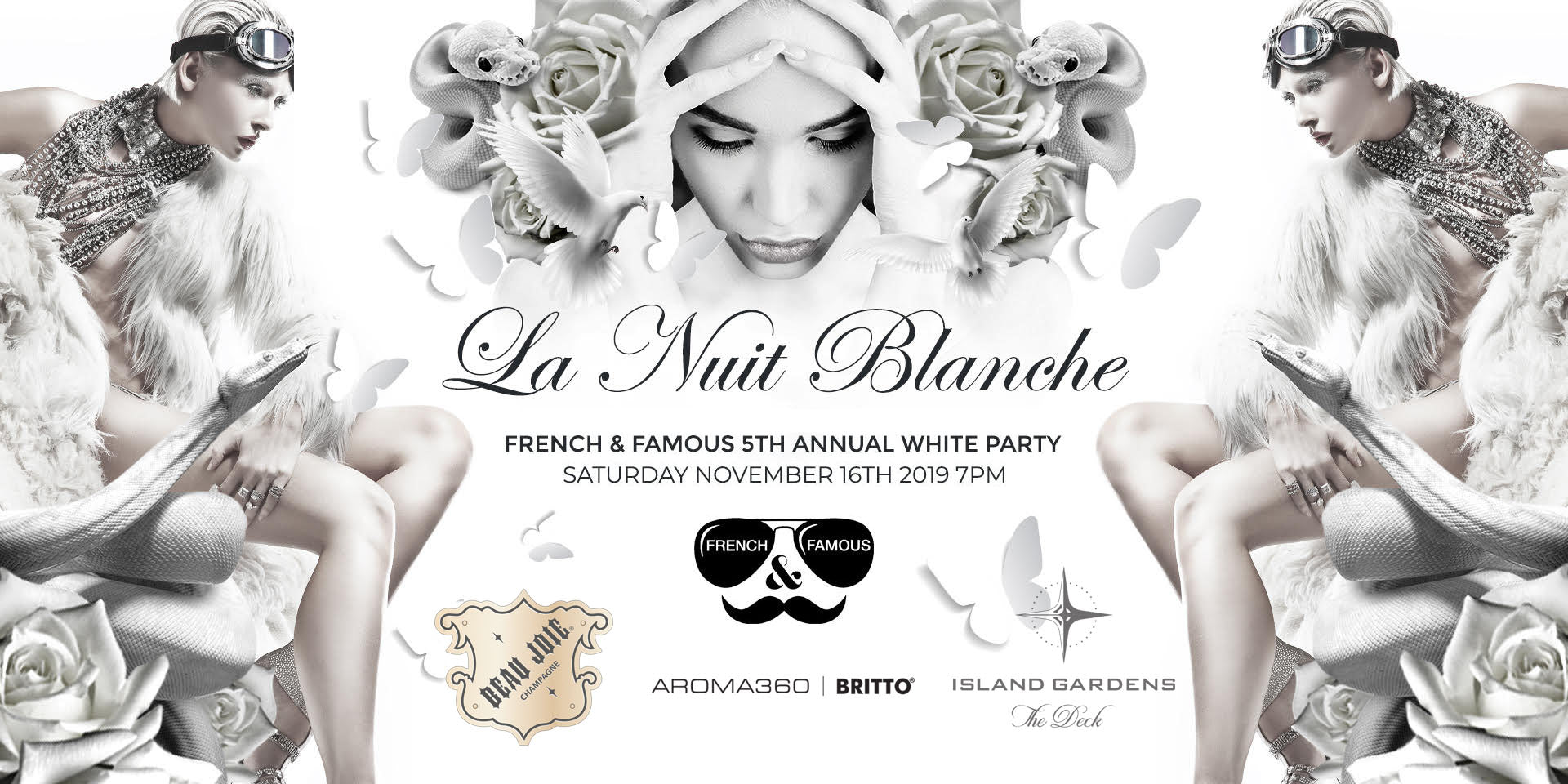 La Nuit Blanche by French & Famous 2019