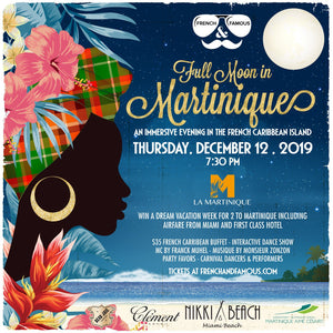 Martinique Full Moon Party