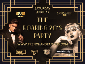 THE ROARING 20'S PARTY by French & Famous .