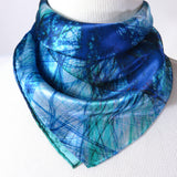 Small Silk Scarf,