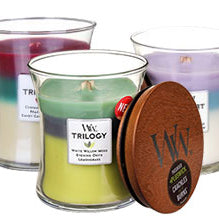 Woodwick Premium Scented Candle Collection