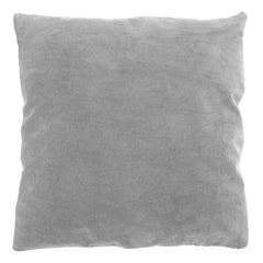 Velvet & Linen Square Cushion - The Furniture Store & The Bed Shop
