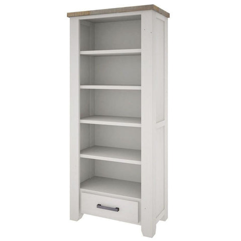Harlow Bookcase - Narrow - The Furniture Store & The Bed Shop