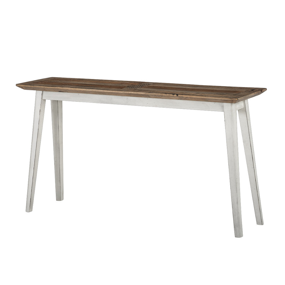 Brooklyn Hall Table - White