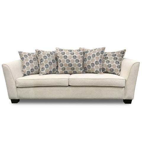 Chanel 3 Seater Sofa - The Furniture Store & The Bed Shop