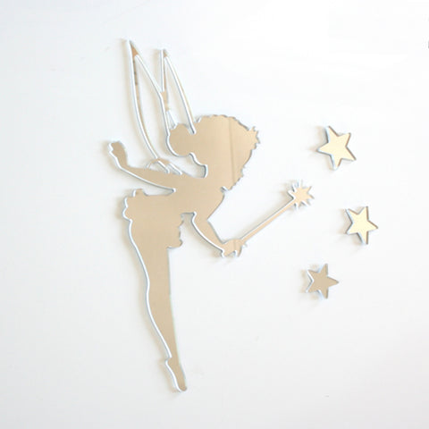 Crystal Ashley Wall Art - Tinkerbell 2 - The Furniture Store & The Bed Shop